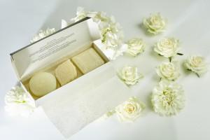 石鹸3個入りボックスセット